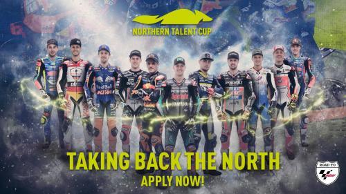 SP-Moto Junior Team Ukraine участвует в Nortern Talent Cup 2020