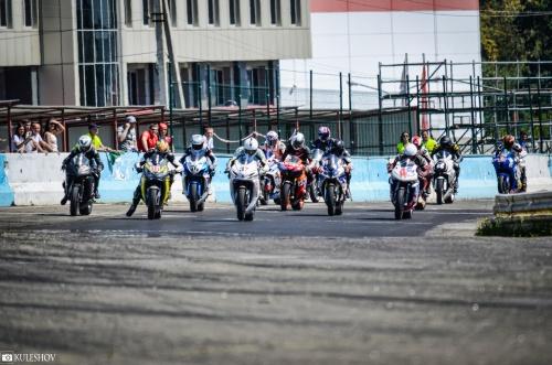 Второй этап чемпионата Украины по ШКМГ