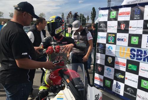 Комментарии победителей 4-го этапа чемпионата Украина в классах DEBUT, SSP и SBK