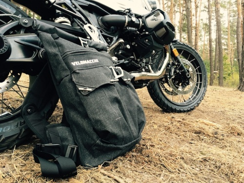 Velomacchi Rolltop Backpack