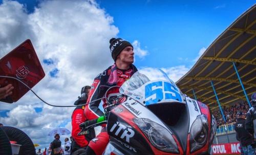 Травмы Ильи Михальчика не позволят ему принять участие в этапе Супербайка в Катаре