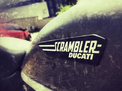 Ducati Scrambler: Брембово-интуитивный