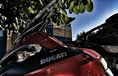 Ducati Multistrada 950: