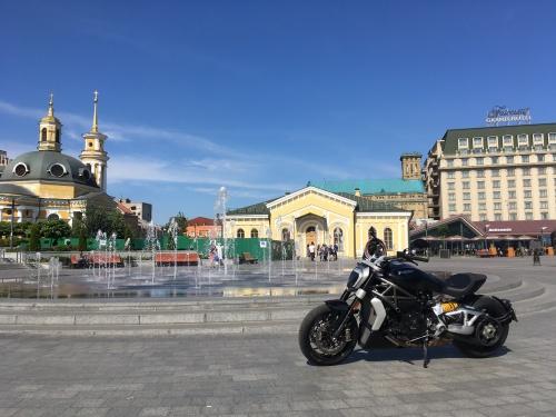 Ducati XDiavel S: