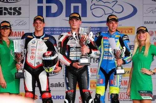 Илья Михальчик оформил победу уже на первом этапе IDM