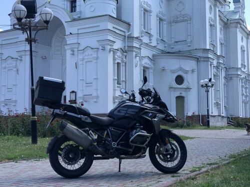 BMW R1250GS: Породивший