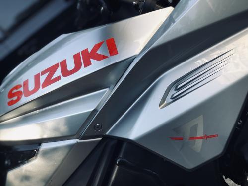 Suzuki Katana: японец с европейскими корнями