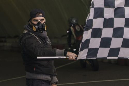 Стартовал третий сезон соревнований The Riders Geon Winter Cup!